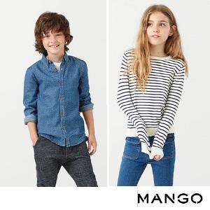 Новинки Mango