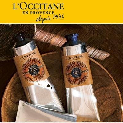 Акция L'Occitane