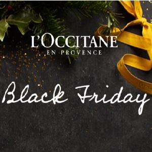 «Черная пятница» в L'Occitane